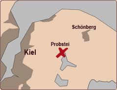 Hunde Institut - Katrin Bargheer - Sie finden mich direkt im Herzen der Probstei - östlich von Kiel.